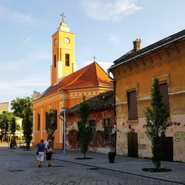 塞尔维亚北方小城---松博尔_图1-17
