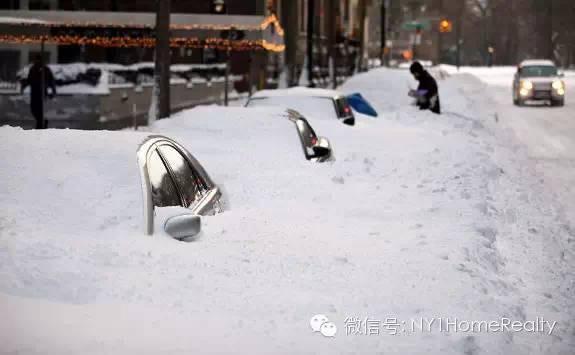 【屋主手册】纽约市的雪天规定:铲雪要求_图1-3