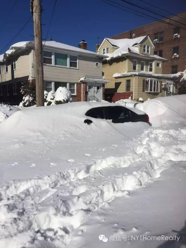 【屋主手册】纽约市的雪天规定:铲雪要求_图1-4