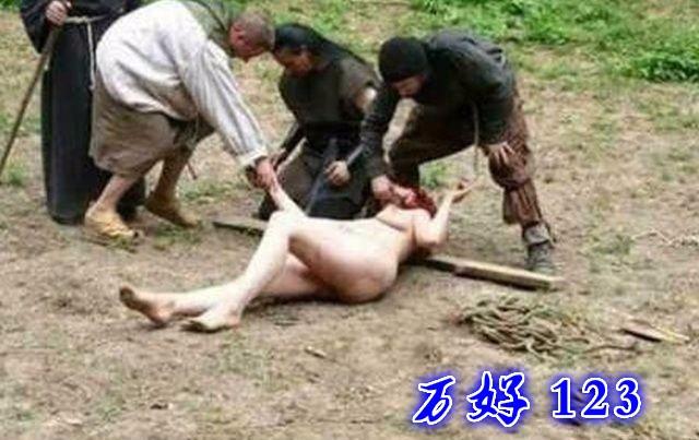 惊呆了!伊朗少女临刑前夜被破处 处女受辱赴死 现场看图_图1-1