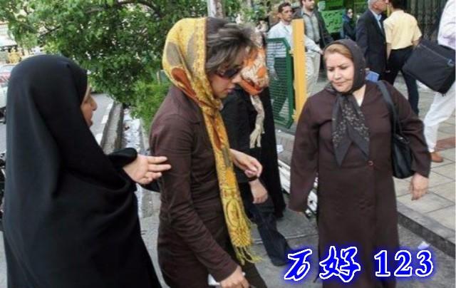 惊呆了!伊朗少女临刑前夜被破处 处女受辱赴死 现场看图_图1-4