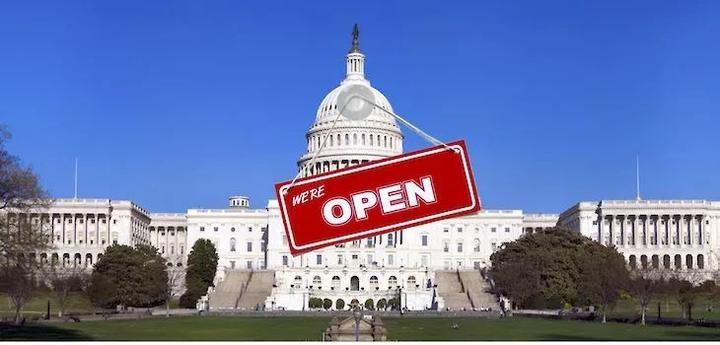 高娓娓:美国政府终于要开门了!特朗普和国会达成临时协议,政府暂开三周 ..._图1-5