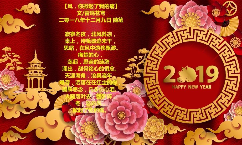 祝美中网好友及博友新春快乐_图1-3