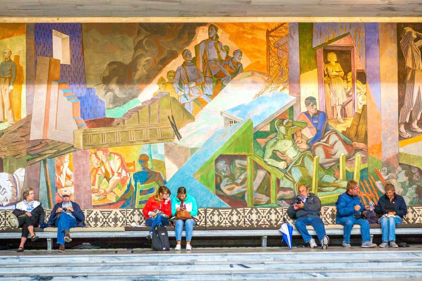 挪威奥塞罗市政厅,在这里办公没脾气_图1-2