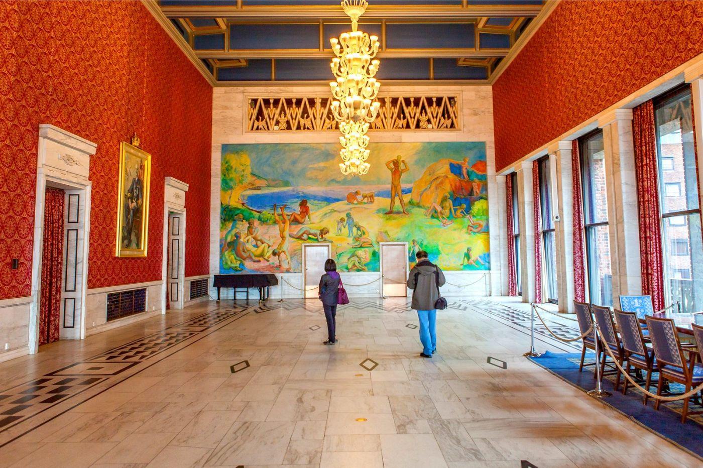 挪威奥塞罗市政厅,在这里办公没脾气_图1-1