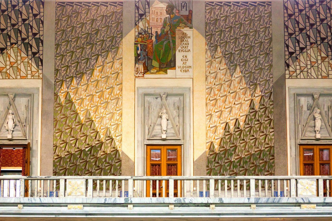 挪威奥塞罗市政厅,在这里办公没脾气_图1-10