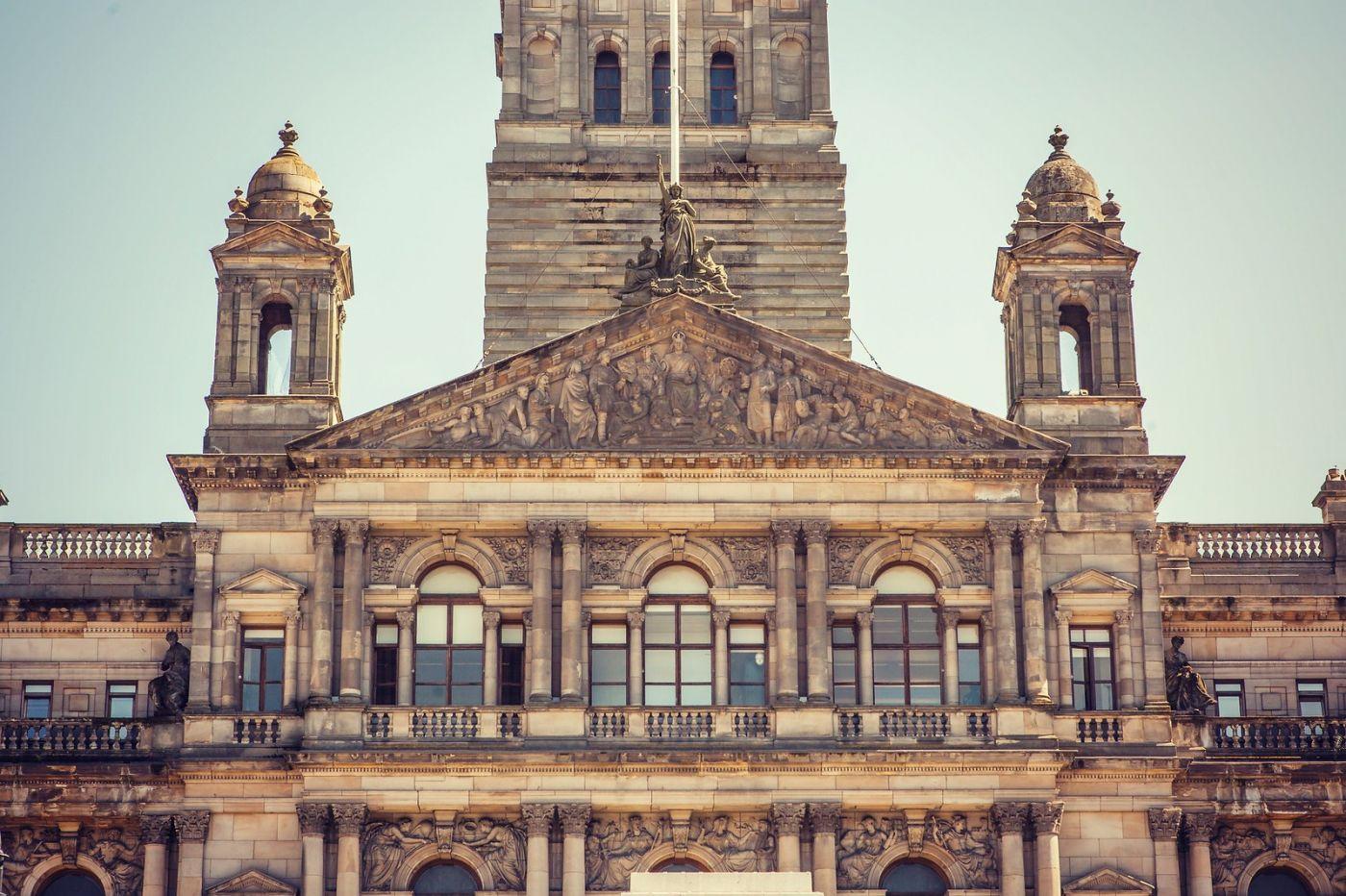 苏格兰格拉斯哥,有情调的城市_图1-28