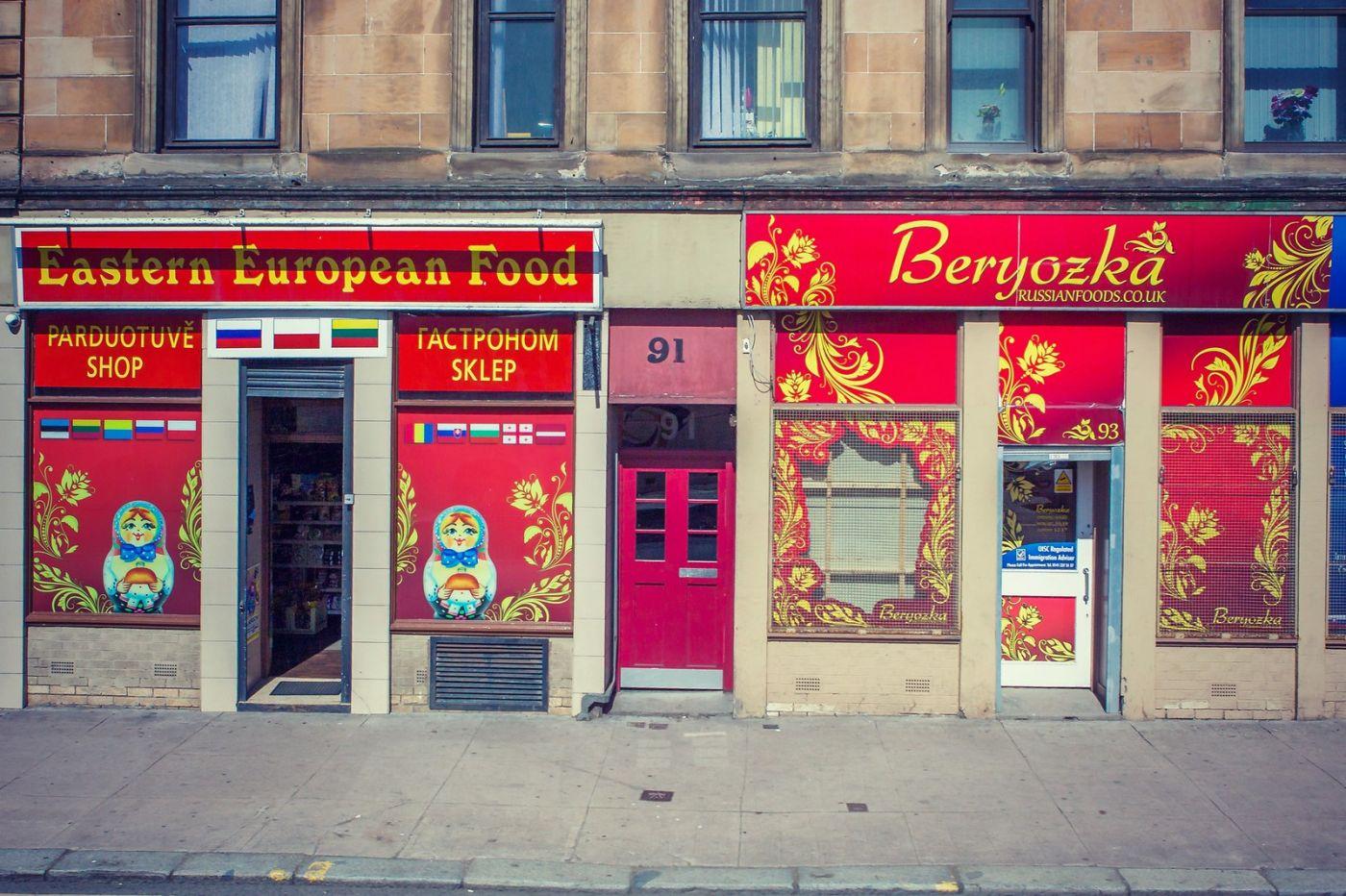 苏格兰格拉斯哥,有情调的城市_图1-24