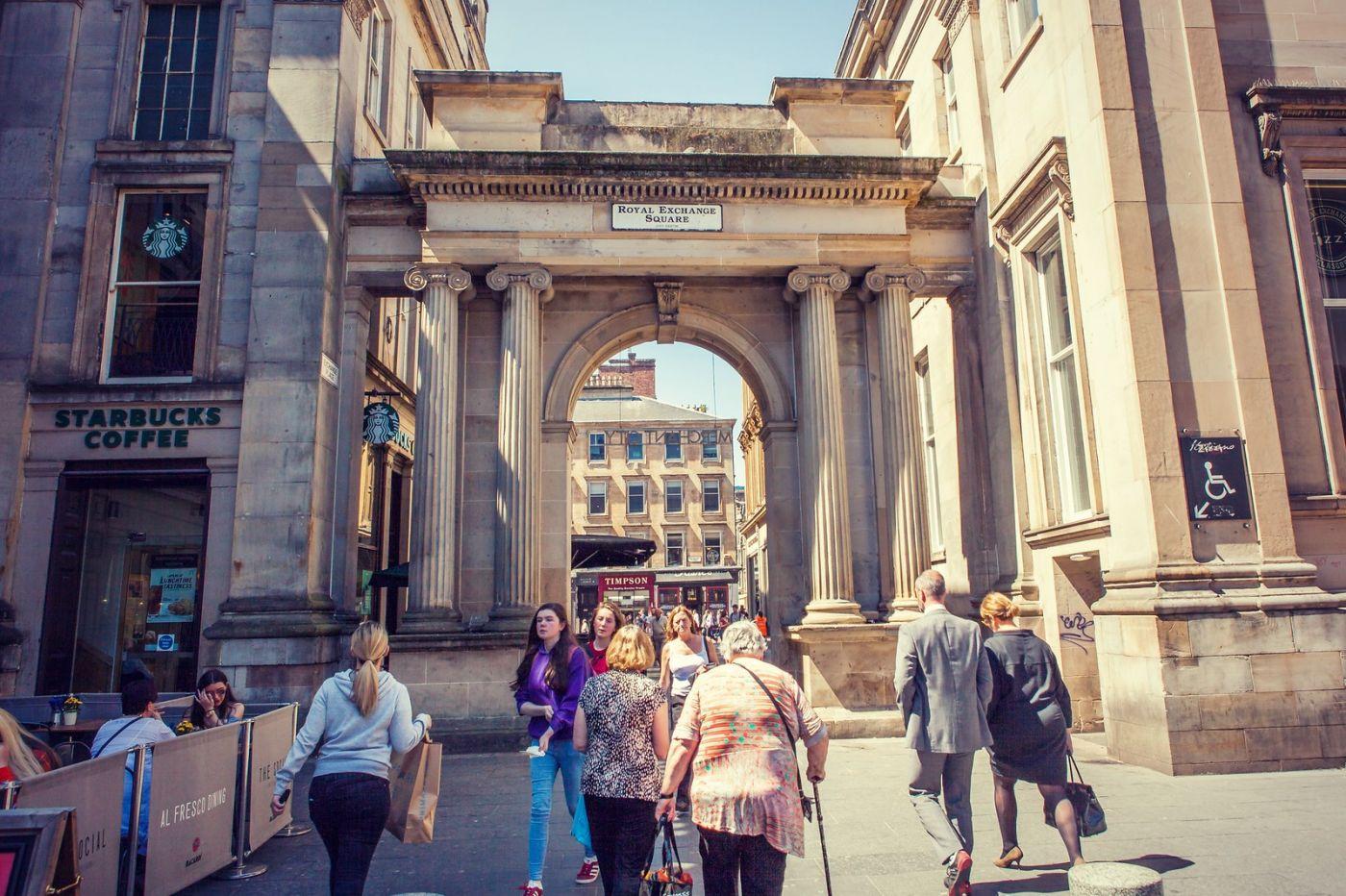 苏格兰格拉斯哥,有情调的城市_图1-20