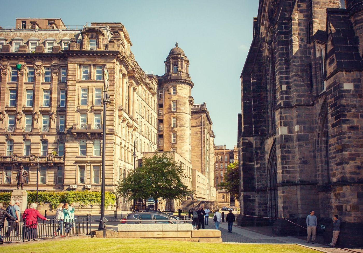 苏格兰格拉斯哥,有情调的城市_图1-11
