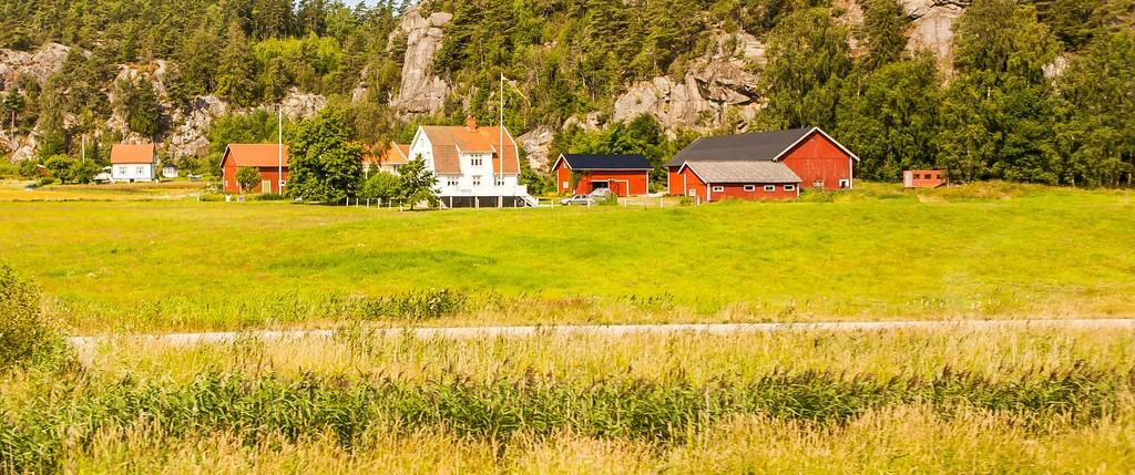 北欧旅途,好一派丰收景象_图1-31