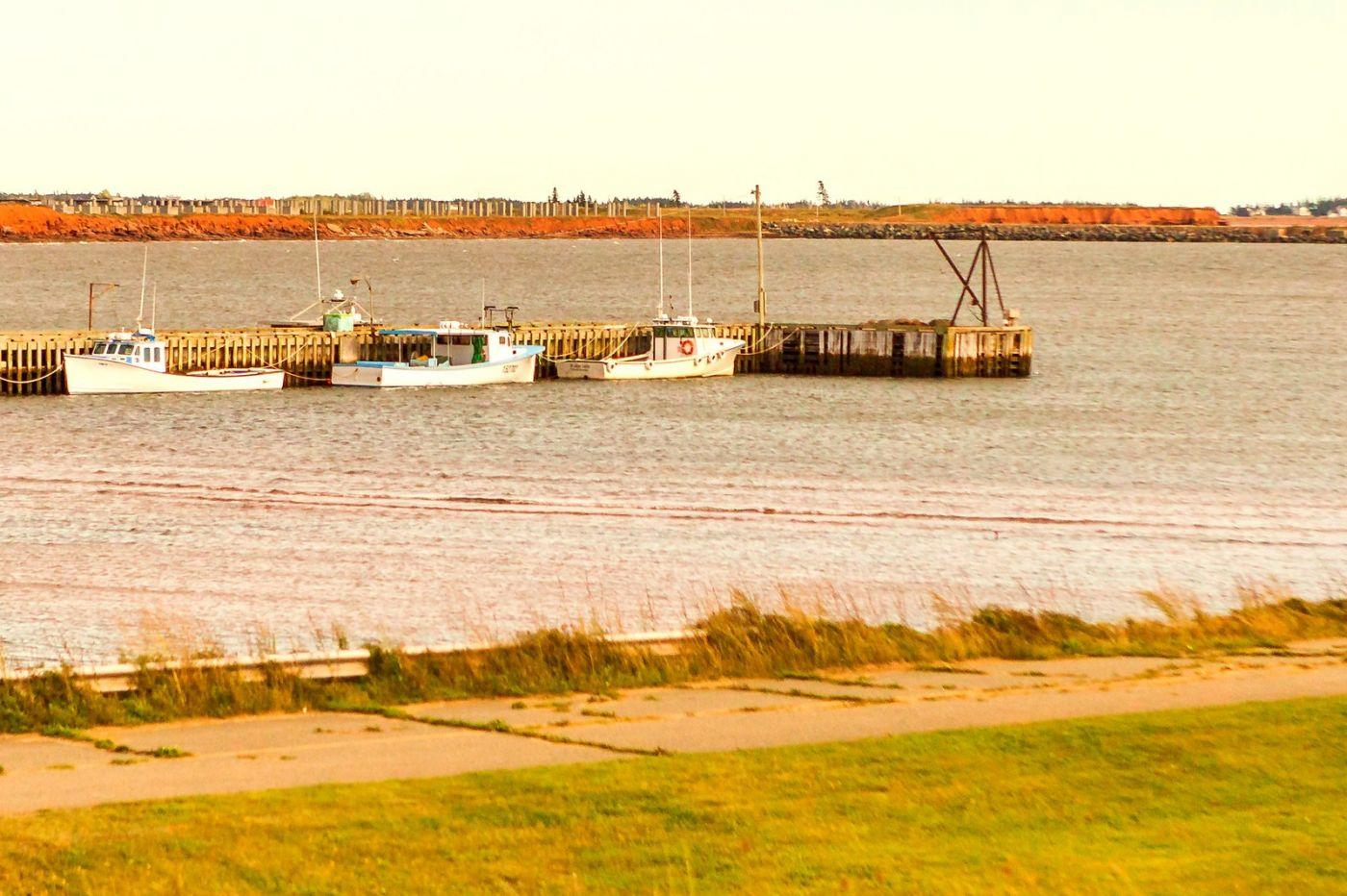 加拿大风景,长桥前逗留_图1-2