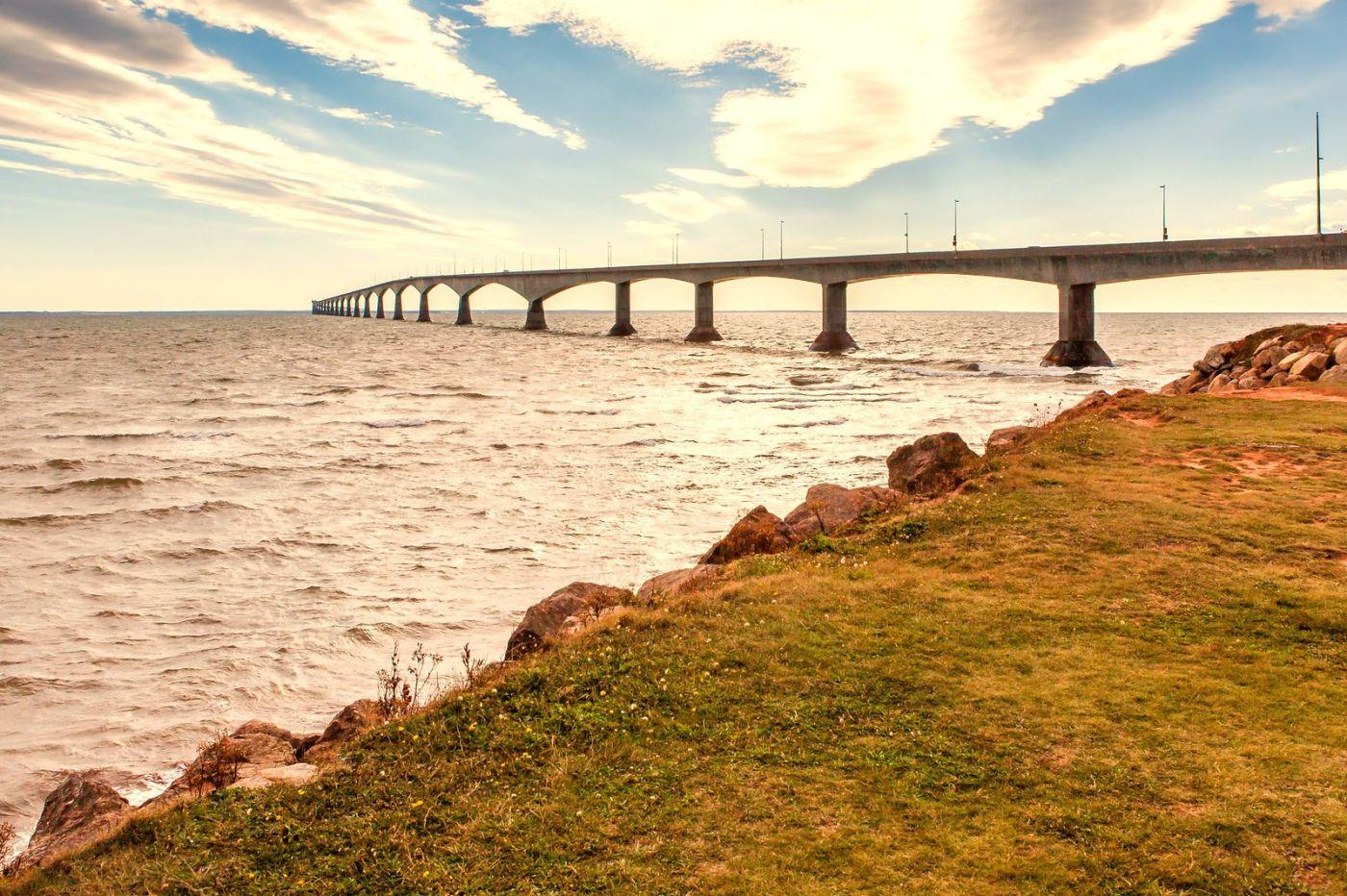 加拿大风景,长桥前逗留_图1-14