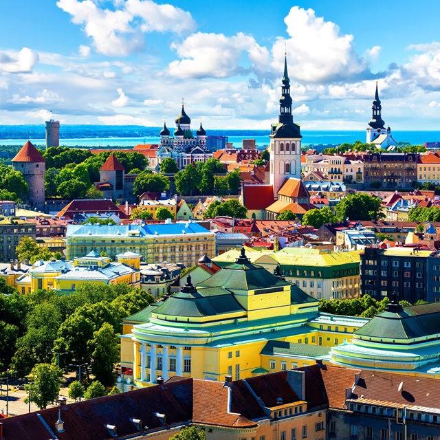 从塔林看爱沙尼亚的首都_图1-1