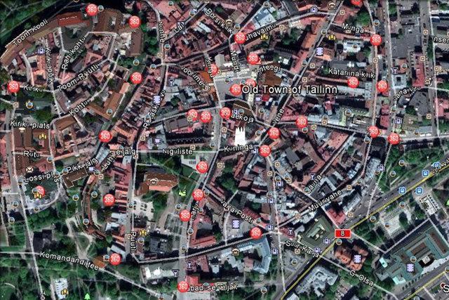 从塔林看爱沙尼亚的首都_图1-3