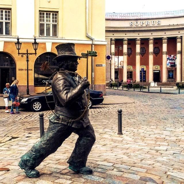从塔林看爱沙尼亚的首都_图1-4