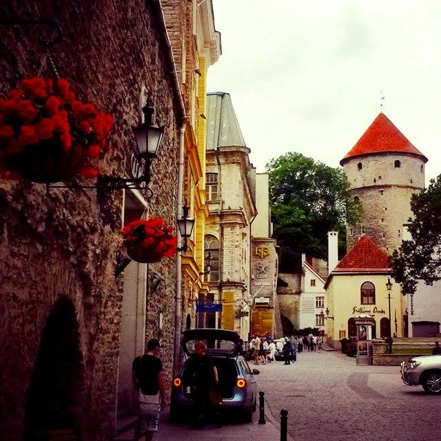 从塔林看爱沙尼亚的首都_图1-6