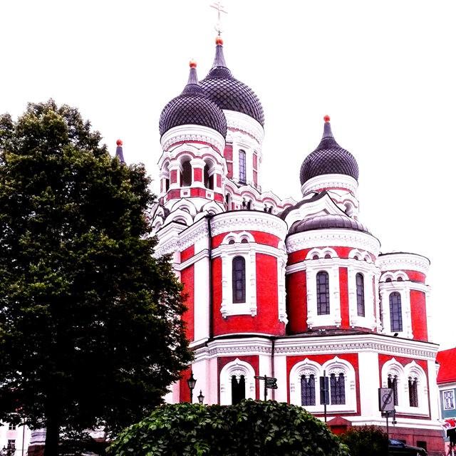 从塔林看爱沙尼亚的首都_图1-11