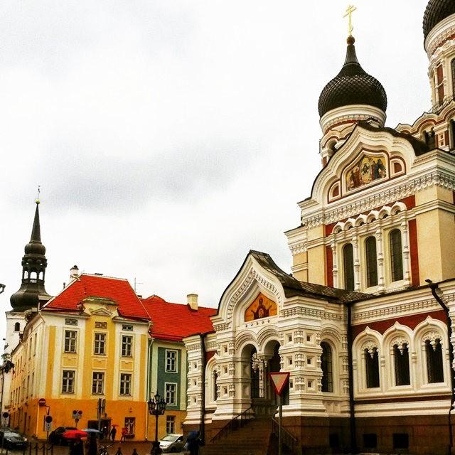 从塔林看爱沙尼亚的首都_图1-12