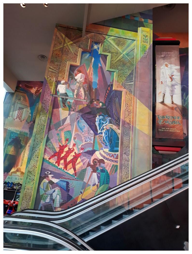 紐約邁哈頓的一家電影院_图1-12