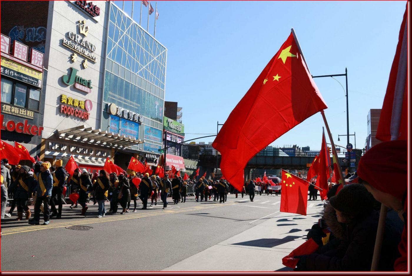 法拉盛新春游行随摄_图1-35