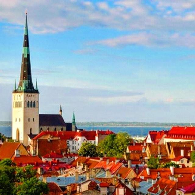 从塔林看爱沙尼亚的首都  2_图1-1