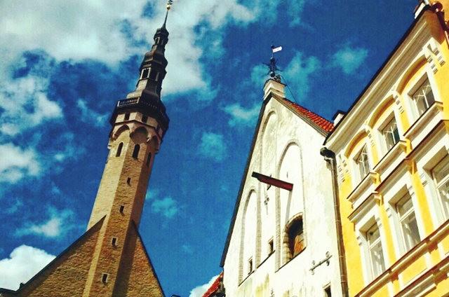 从塔林看爱沙尼亚的首都  2_图1-2