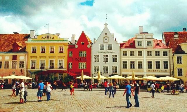 从塔林看爱沙尼亚的首都  2_图1-3