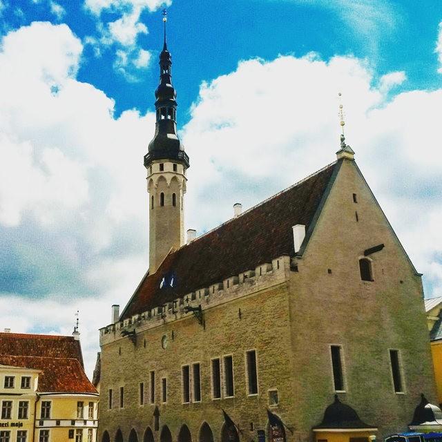 从塔林看爱沙尼亚的首都  2_图1-4