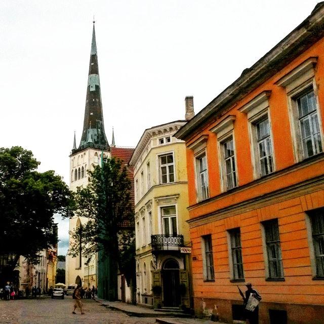 从塔林看爱沙尼亚的首都  2_图1-10