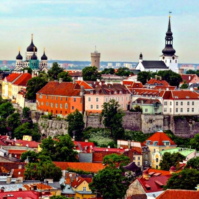 从塔林看爱沙尼亚的首都  2_图1-12