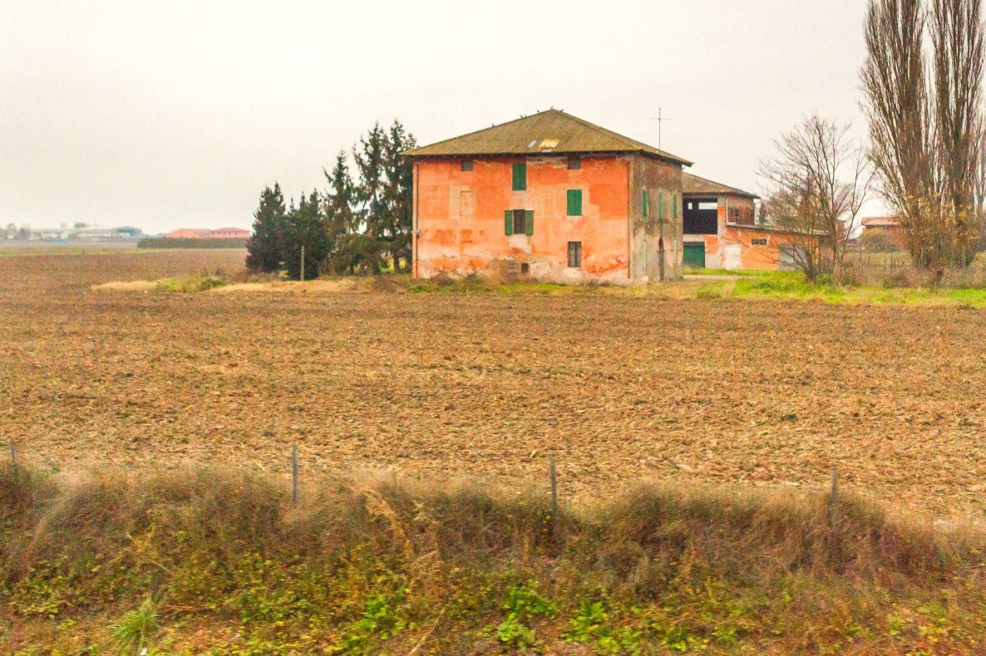 意大利路途,秋后的农村_图1-23