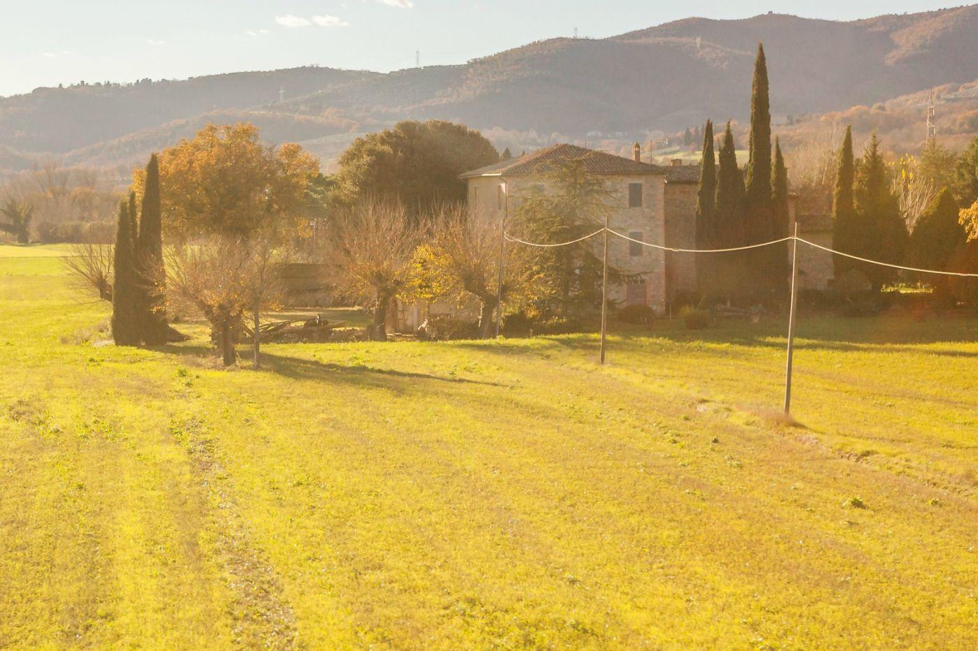 意大利路途,秋后的农村_图1-18
