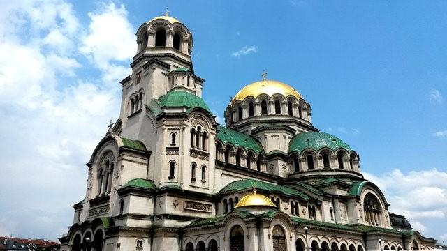 索菲亚---保加利亚首都见闻_图1-5