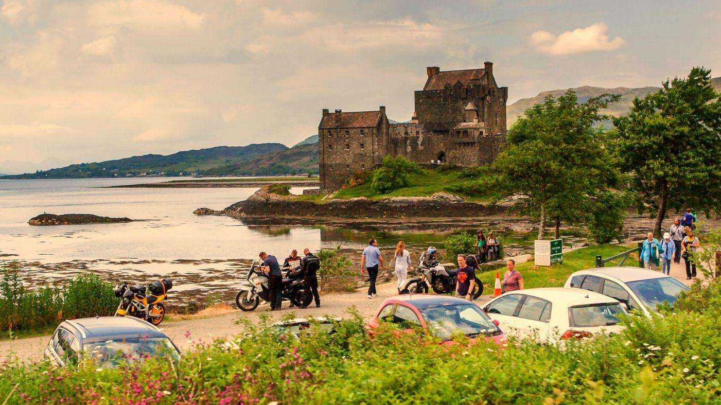 苏格兰艾琳多南城堡(Eilean Donan castle),十三世纪的杰作_图1-7