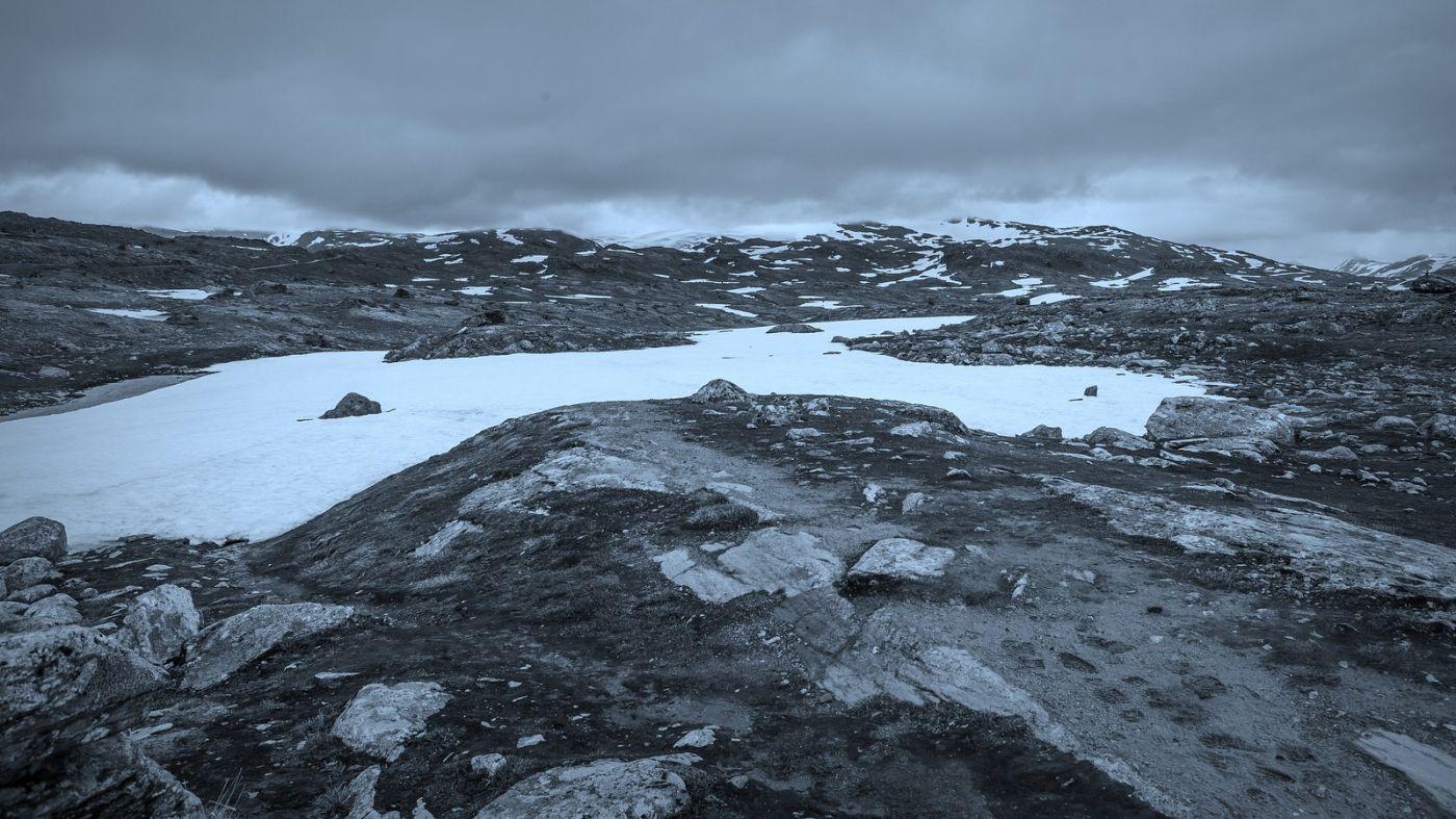 挪威屋脊(Sognefjellet),白雪皑皑一望无际_图1-8
