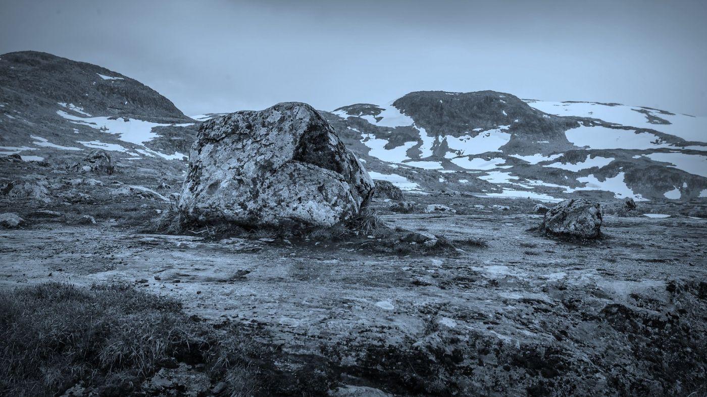 挪威屋脊(Sognefjellet),白雪皑皑一望无际_图1-6