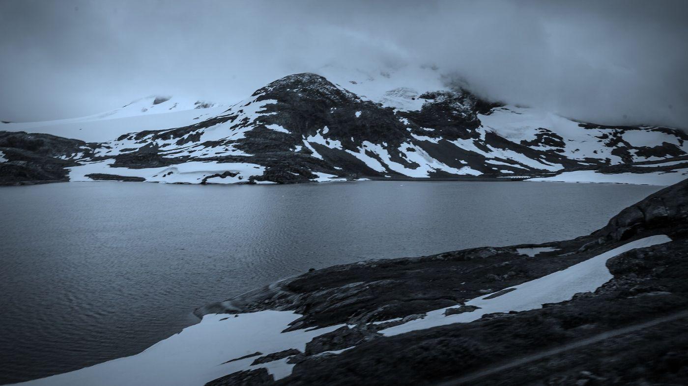挪威屋脊(Sognefjellet),白雪皑皑一望无际_图1-5
