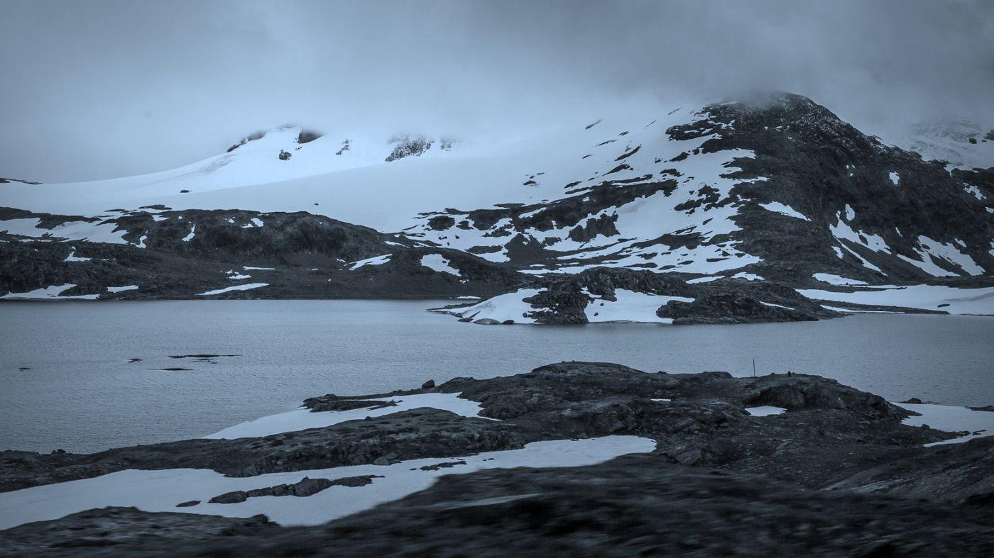挪威屋脊(Sognefjellet),白雪皑皑一望无际_图1-2