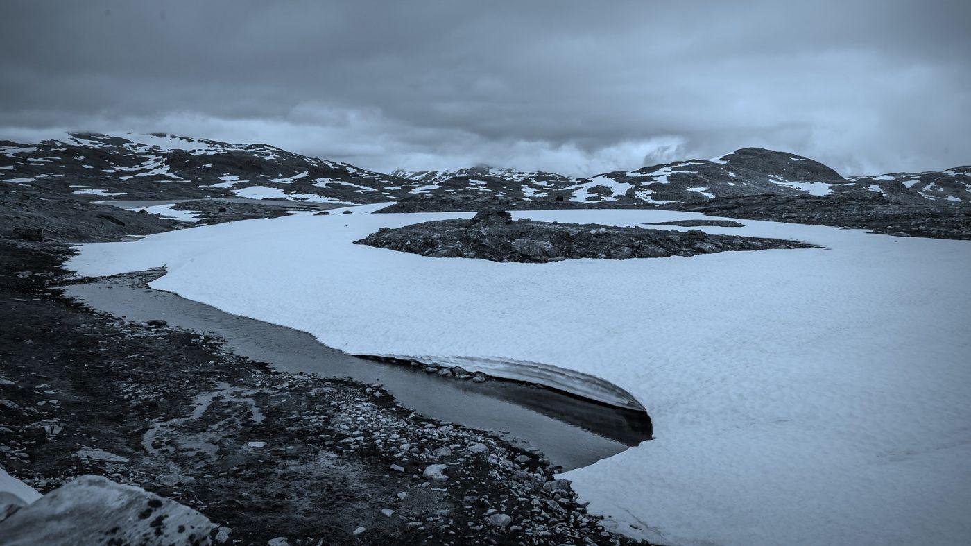 挪威屋脊(Sognefjellet),白雪皑皑一望无际_图1-10