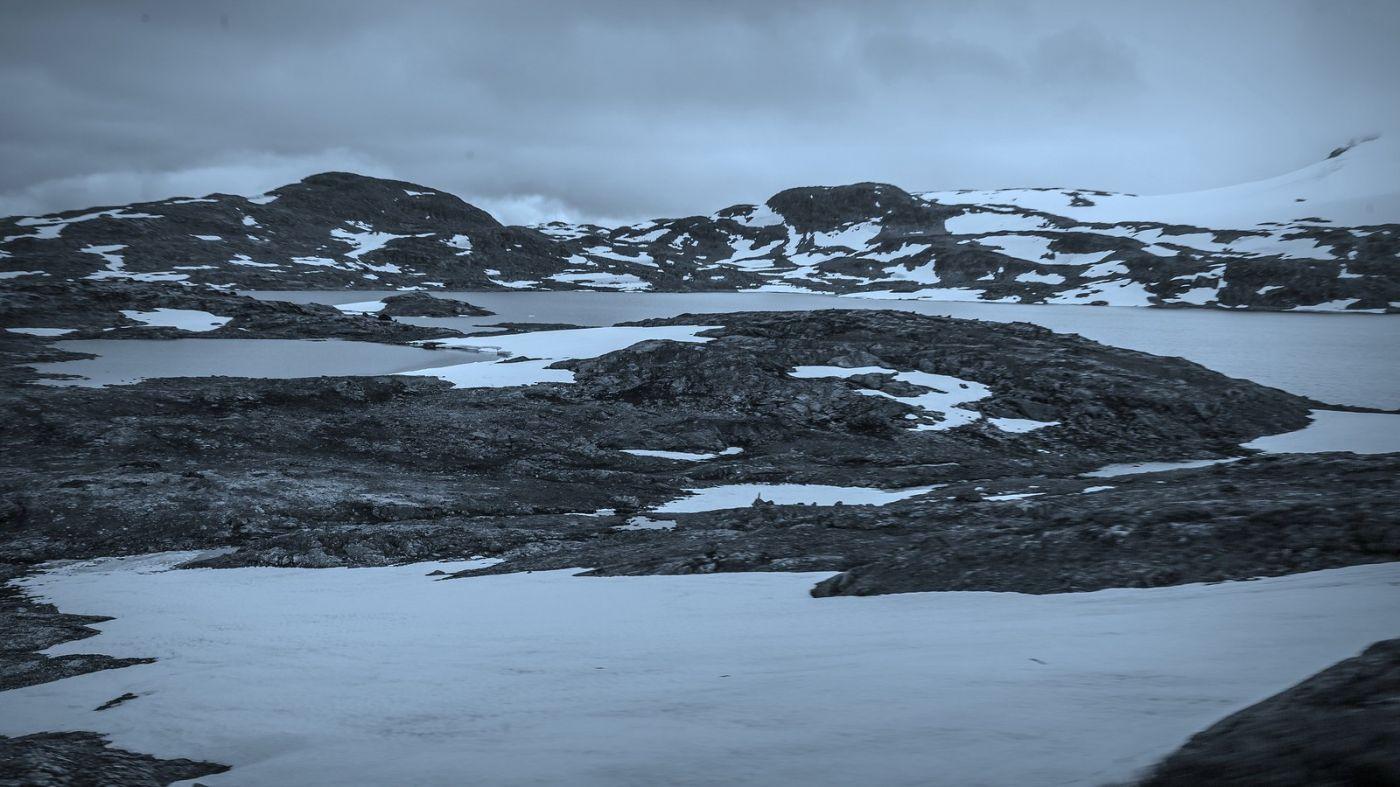 挪威屋脊(Sognefjellet),白雪皑皑一望无际_图1-4