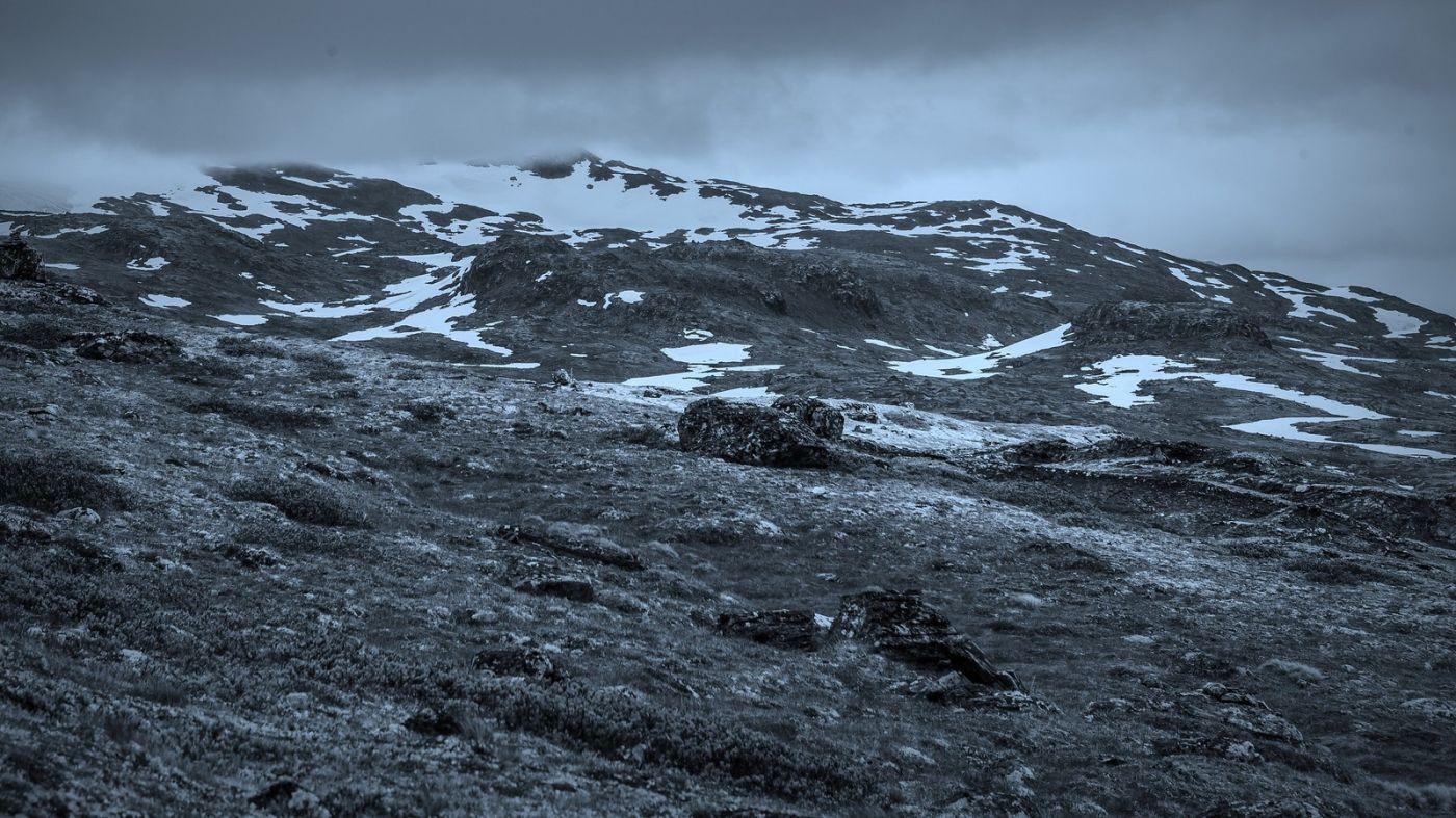 挪威屋脊(Sognefjellet),白雪皑皑一望无际_图1-11