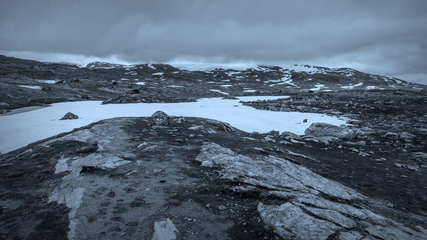 挪威屋脊(Sognefjellet),白雪皑皑一望无际_图1-12
