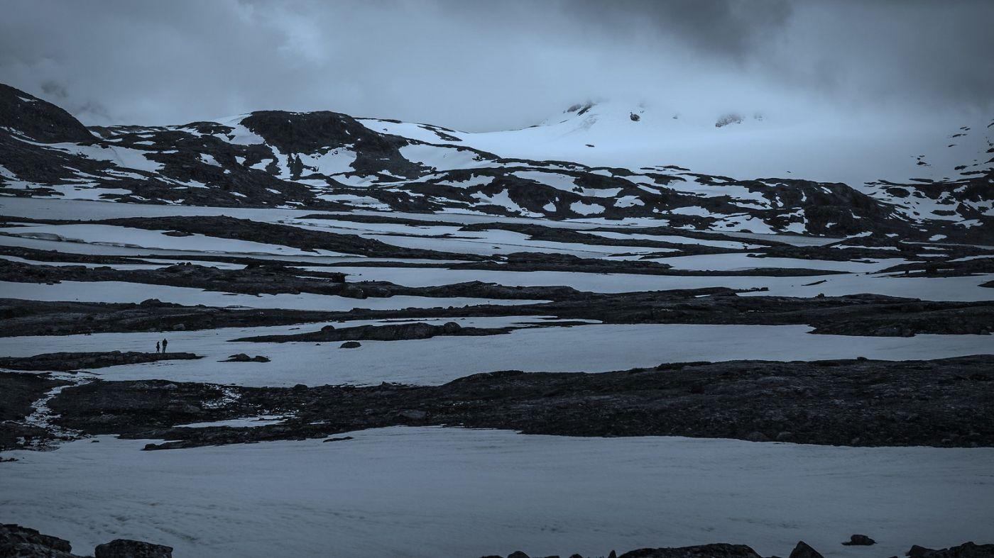 挪威屋脊(Sognefjellet),白雪皑皑一望无际_图1-16