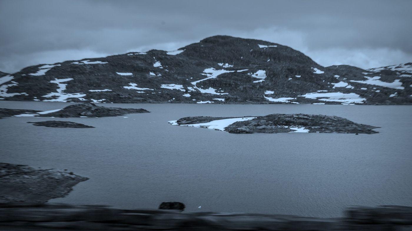 挪威屋脊(Sognefjellet),白雪皑皑一望无际_图1-14