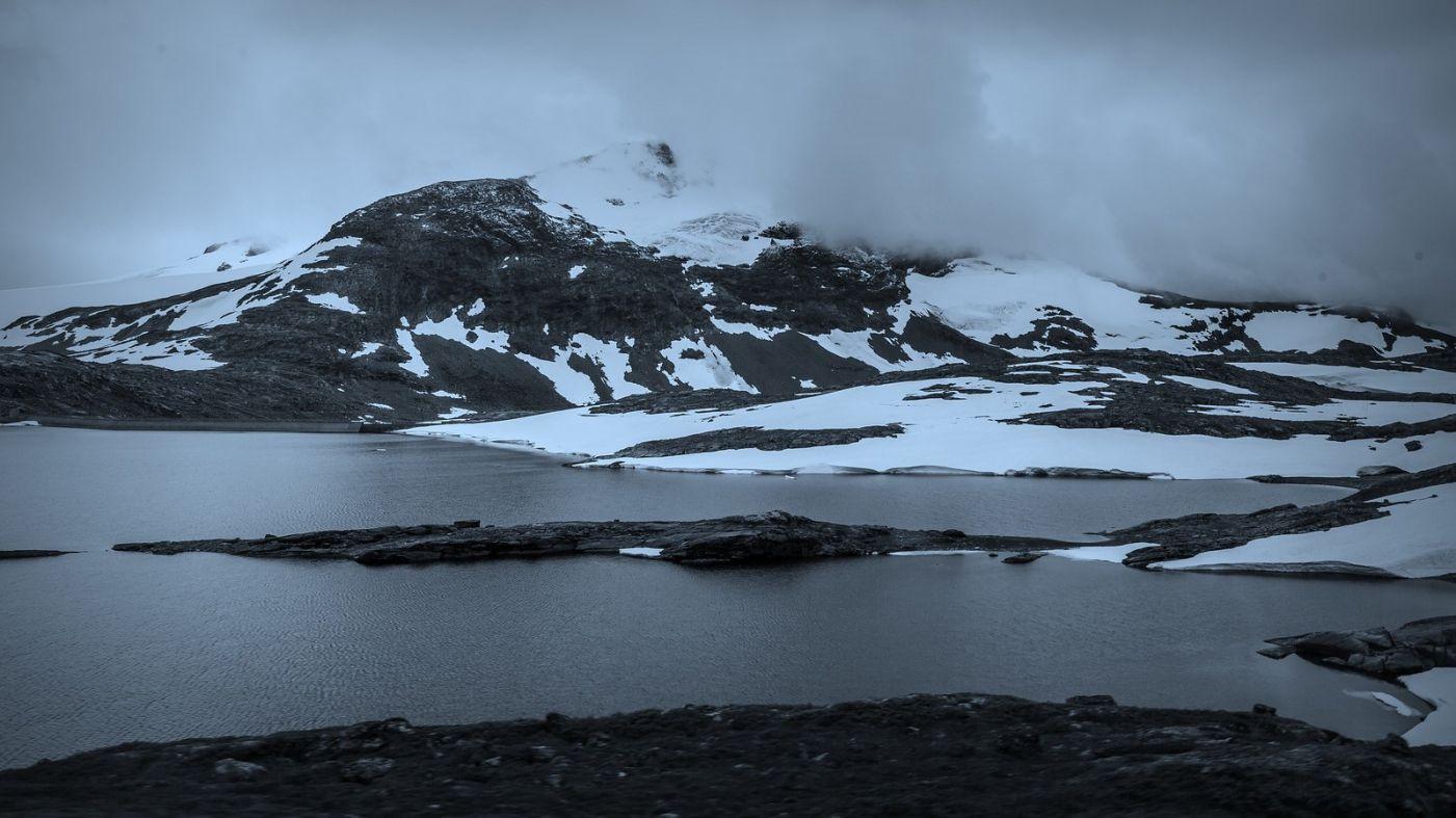 挪威屋脊(Sognefjellet),白雪皑皑一望无际_图1-15