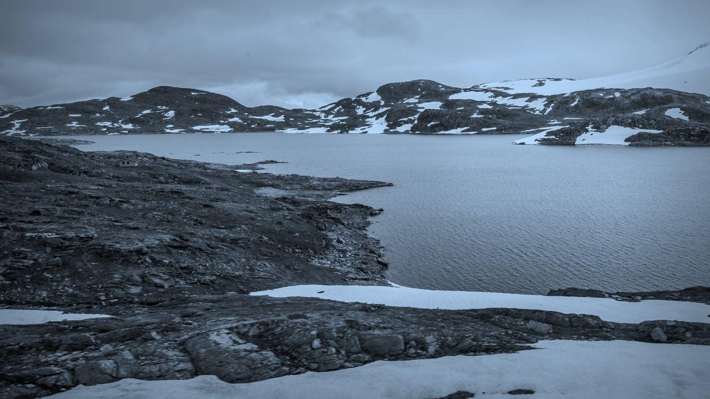 挪威屋脊(Sognefjellet),白雪皑皑一望无际_图1-17