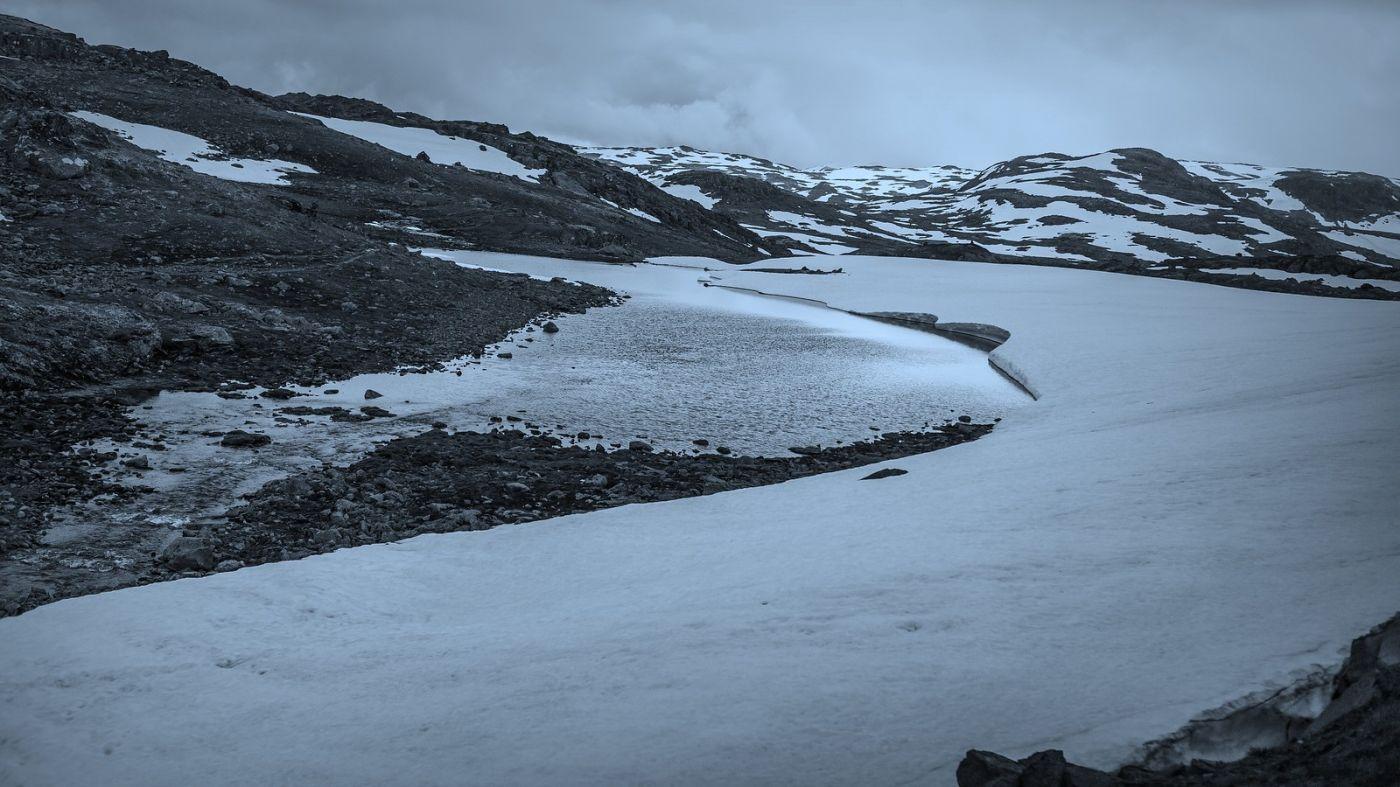 挪威屋脊(Sognefjellet),白雪皑皑一望无际_图1-18