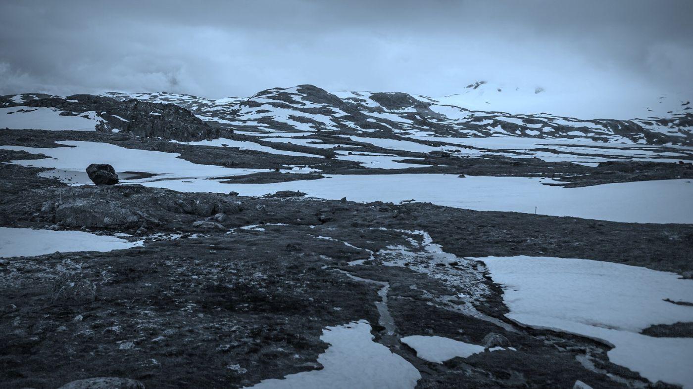 挪威屋脊(Sognefjellet),白雪皑皑一望无际_图1-19