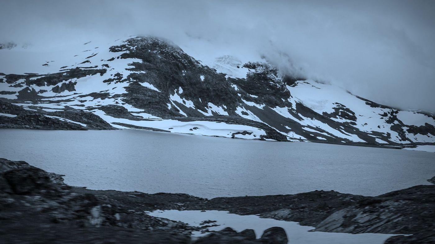 挪威屋脊(Sognefjellet),白雪皑皑一望无际_图1-20